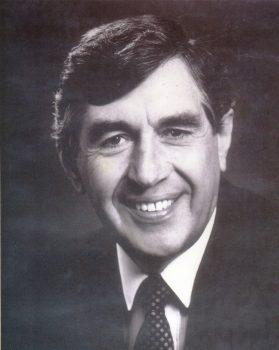 Arthur Loughton smiling