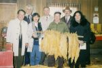 andy-zei-with-overseas-representatives-at-the-ontario-flue-cured-tobacco-growers-marketing-board-tillsonburg