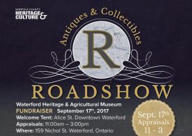 Antiques & Collectibles Roadshow Event Poster Cropped