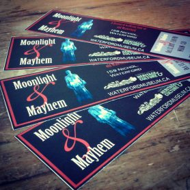 Moonlight & Mayhem Tickets