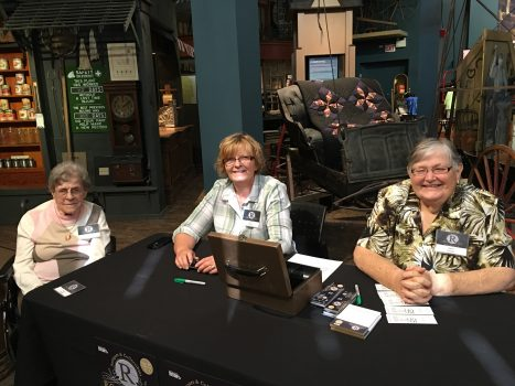 Antiques Roadshow Volunteers