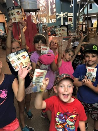 Kids with Mission Norfolk Booklets